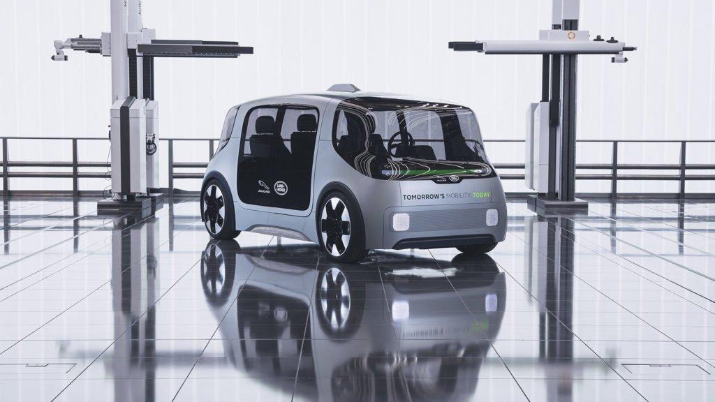 Jaguar Land Rover вскоре станет полностью электрическим