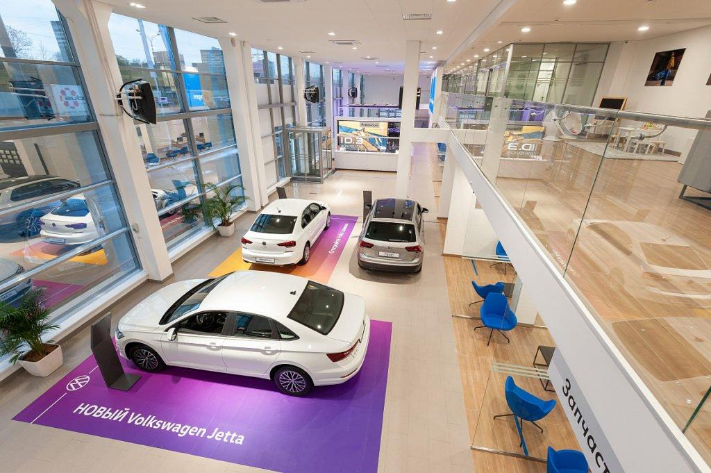 Volkswagen ищет новых дилеров в Казахстане