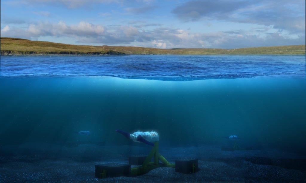 В Шотландии электрокары начали заряжаться от морских приливов