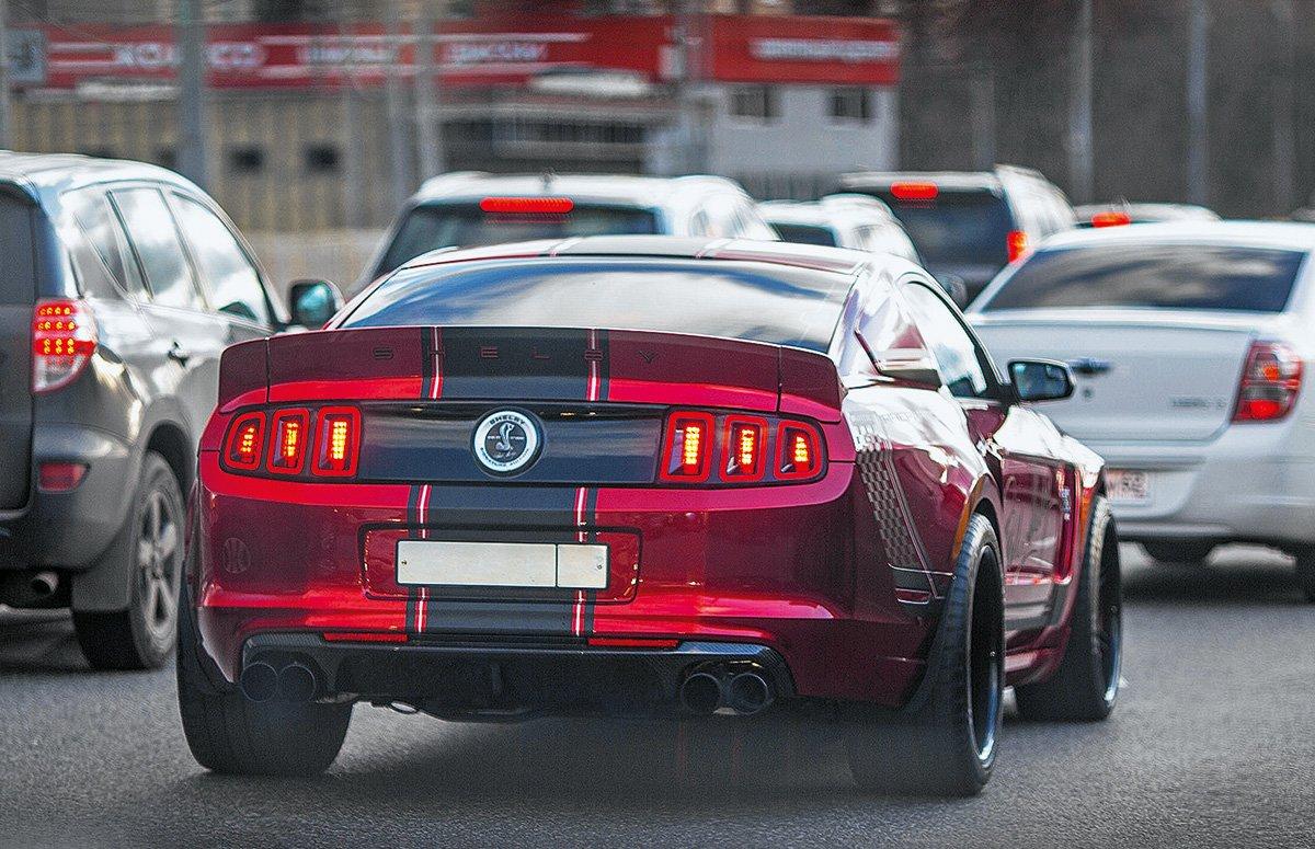 Как 980-сильный Ford Mustang Shelby GT500 стал моей машиной на каждый день
