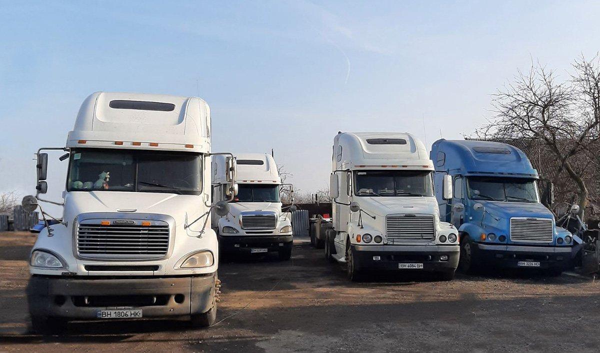 «Нам остаются крохи»: как дальнобойщики из Украины и Белоруссии выживают в кризис