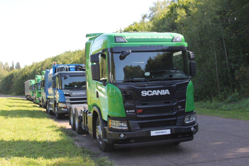 Scania укрепила лидерство в России