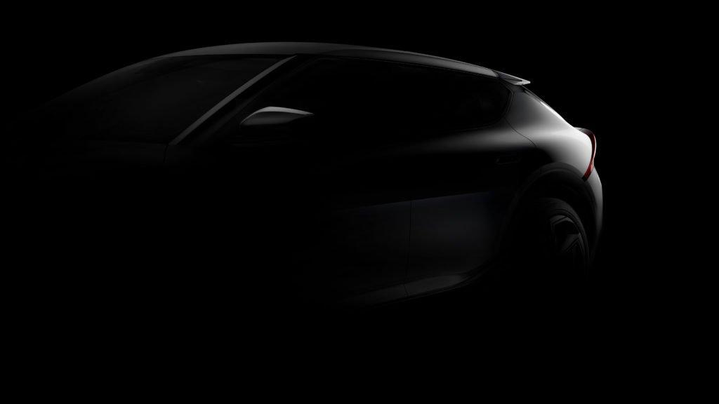 Kia показала первые изображения нового электрокара EV6