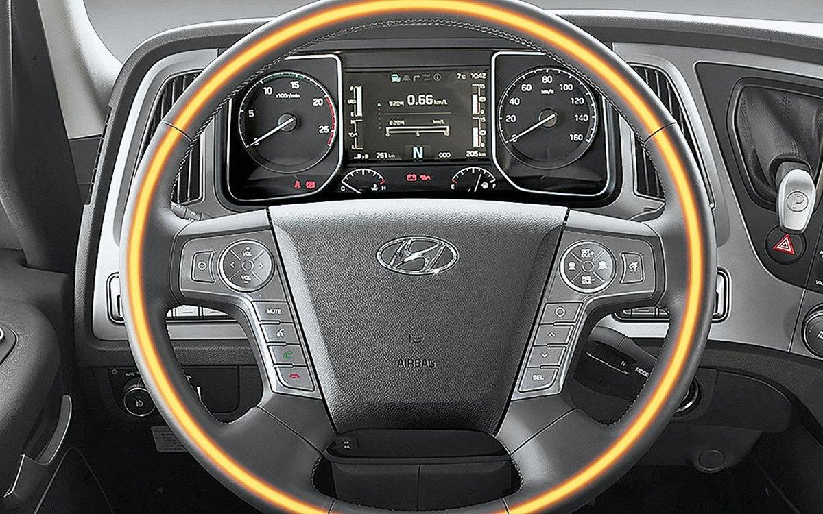 Hyundai Xcient Fuel Cell: водородный супер-тягач из Кореи