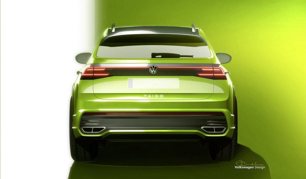 Volkswagen показал новое кросс-купе Taigo