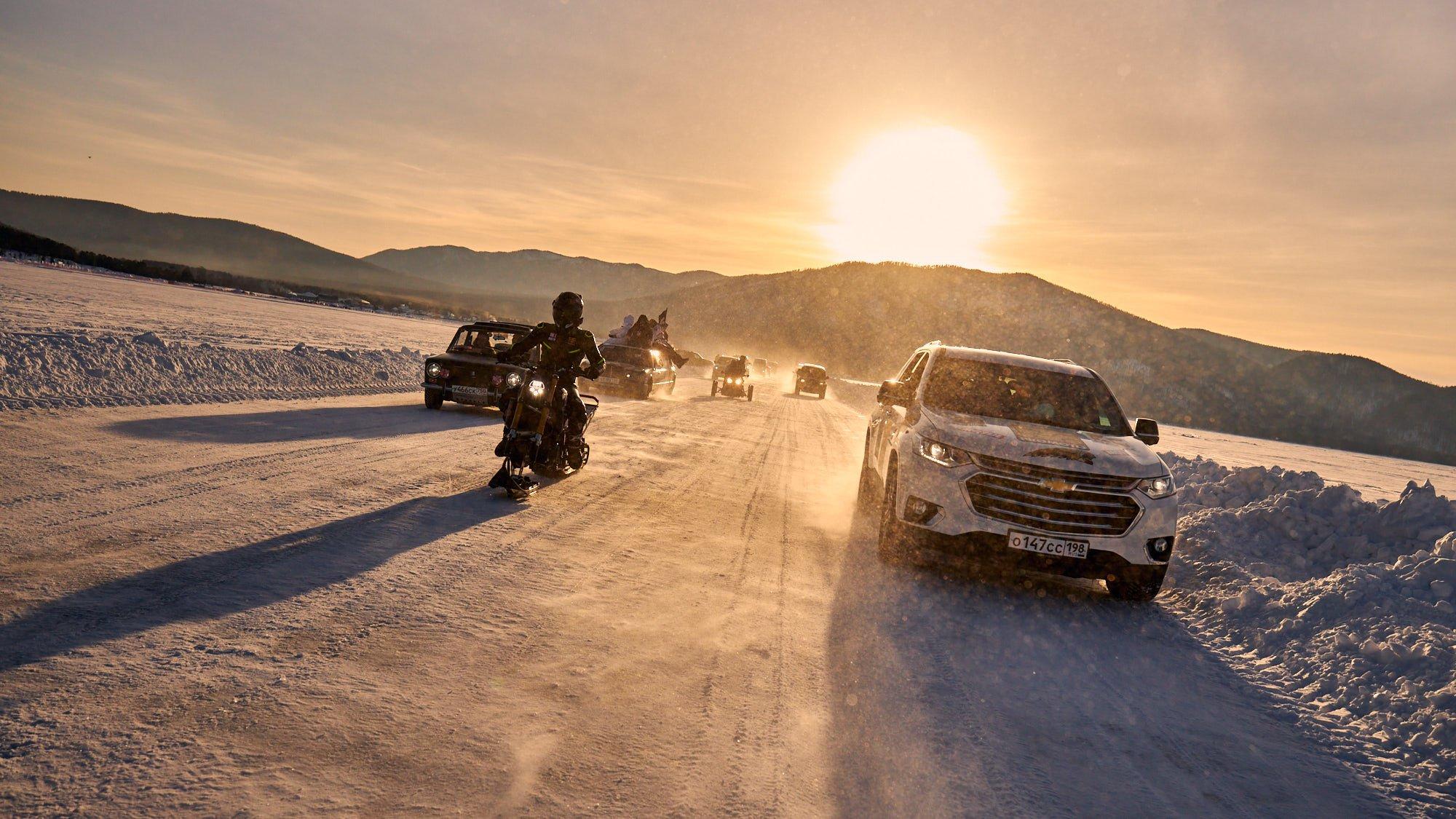 Байкальская миля 2021 – новый формат!