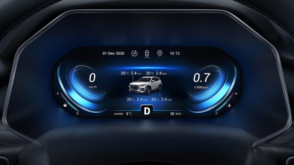 Chery Tiggo 8 Pro выходит на российский рынок с двумя турбомоторами