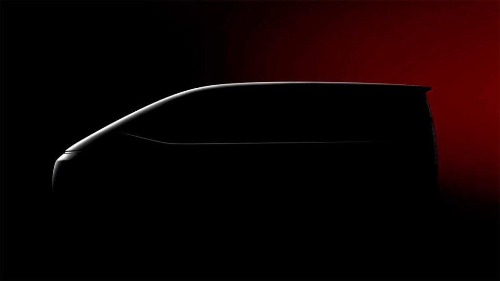 Hyundai показал минивэн, похожий на космический шаттл