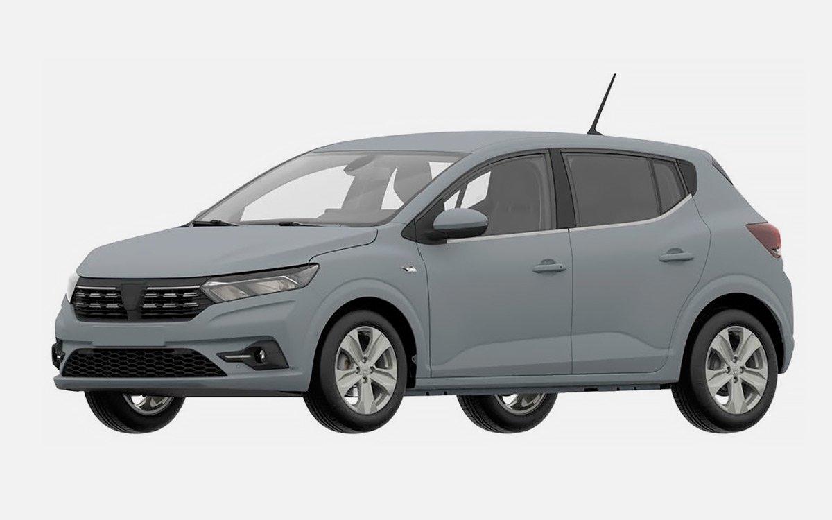 Третье поколение Renault Sandero скоро появится в России