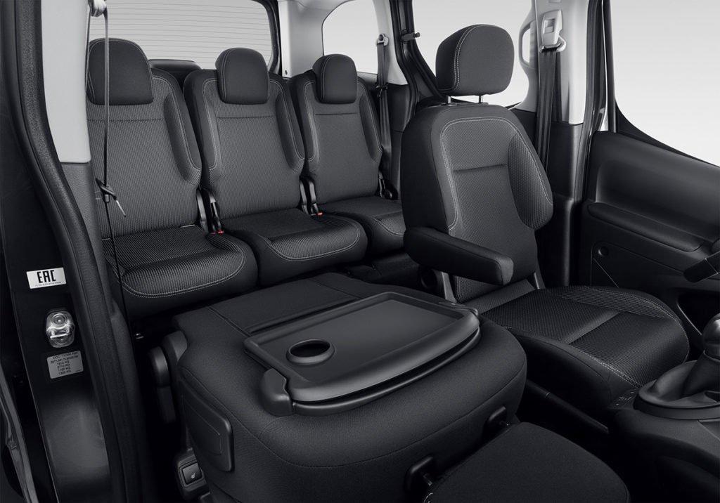 Пассажирский Citroen Berlingo: известны комплектации и цены