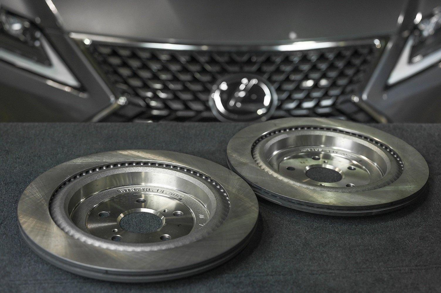 Оригинальные запчасти Lexus теперь можно купить дешевле: рассказываем как