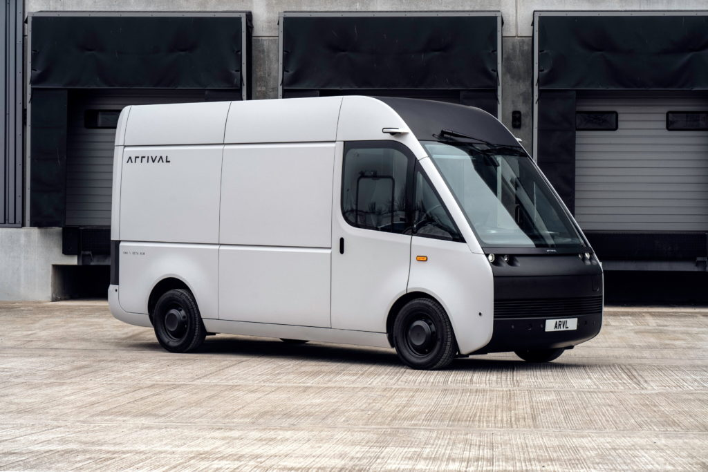 Электрический фургон Arrival Дениса Свердлова готов конкурировать с обычными автомобилями