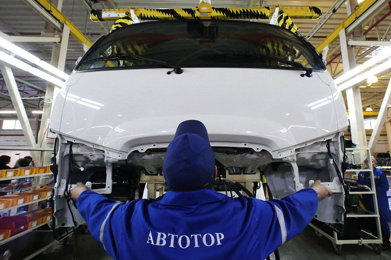На «Автоторе» начнут выпускать электрокары собственной разработки