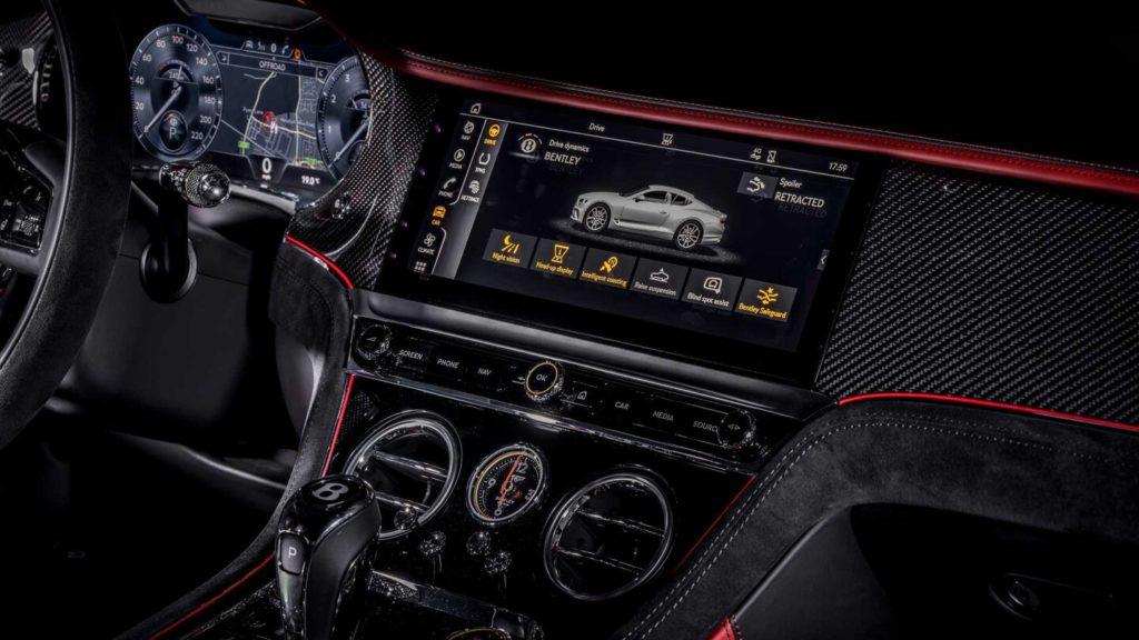 Bentley представил «хардкорный» Continental GT