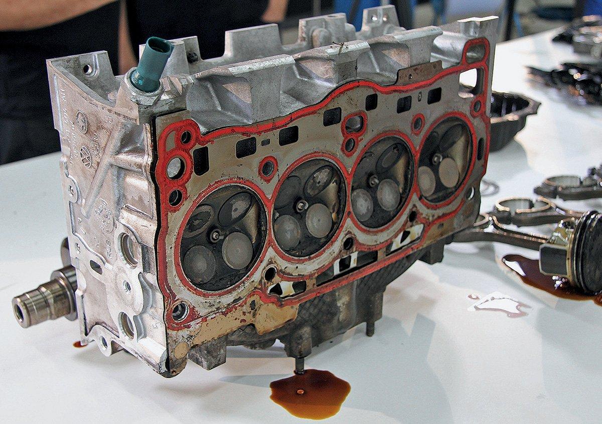 Как масло может убить двигатель