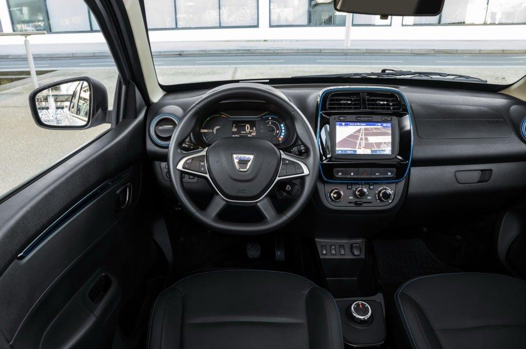 Dacia выпустила самый дешевый в Европе электромобиль