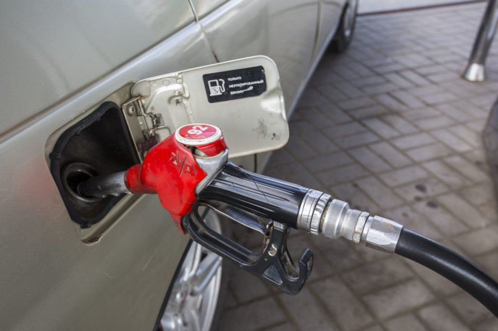 Цена бензина АИ-92 побила исторический рекорд