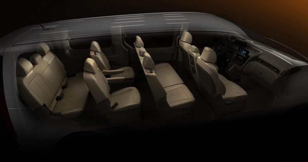 Hyundai представил невероятный минивэн Staria