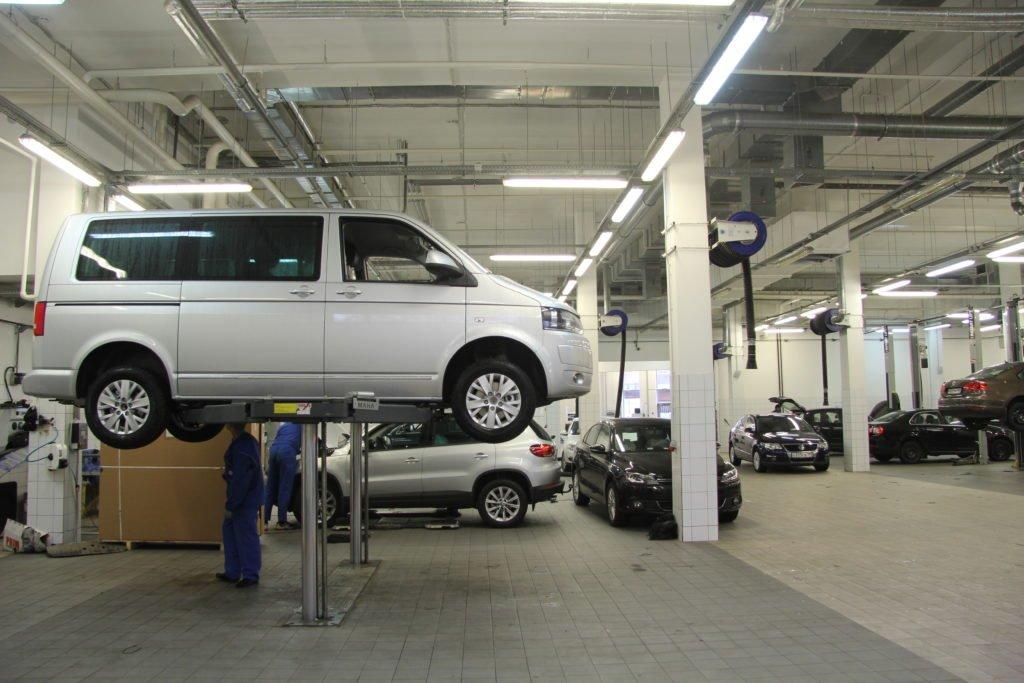 Стартовала новая сервисная программа для Volkswagen Caravelle 6.1