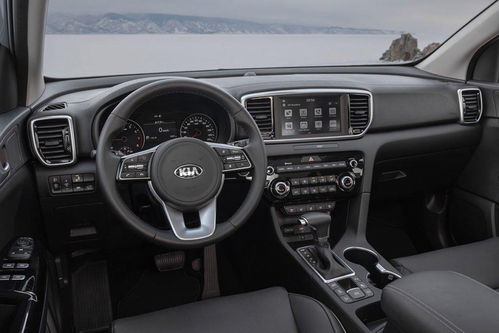 Проехал на Kia Sportage с пакетом Black Edition за 10 тысяч рублей. Рассказываю, что в нем особенного