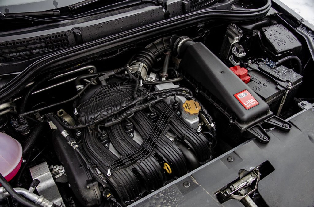 Взял Lada Vesta Sport: признаюсь, от этого седана я ожидал большего