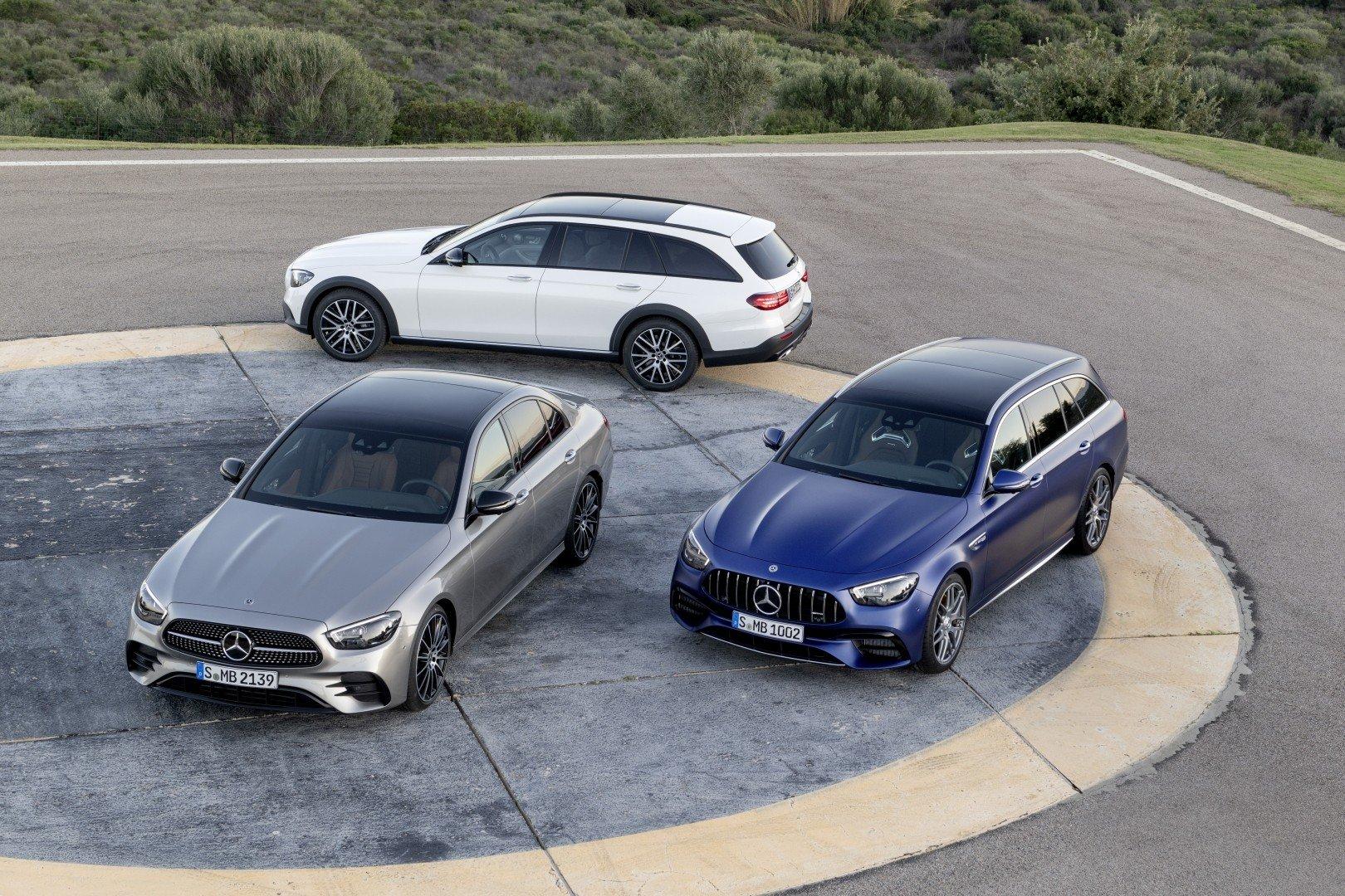 Mercedes-Benz E-Class получит топовую версию Е73