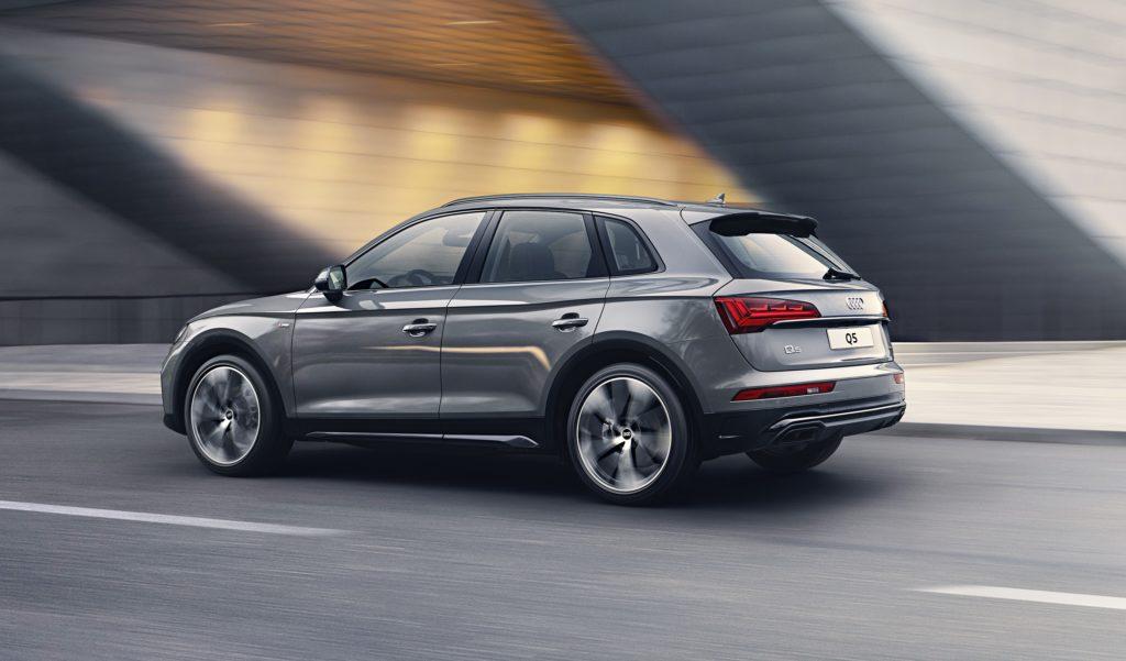 Обновленный Audi Q5 получил ценник в рублях