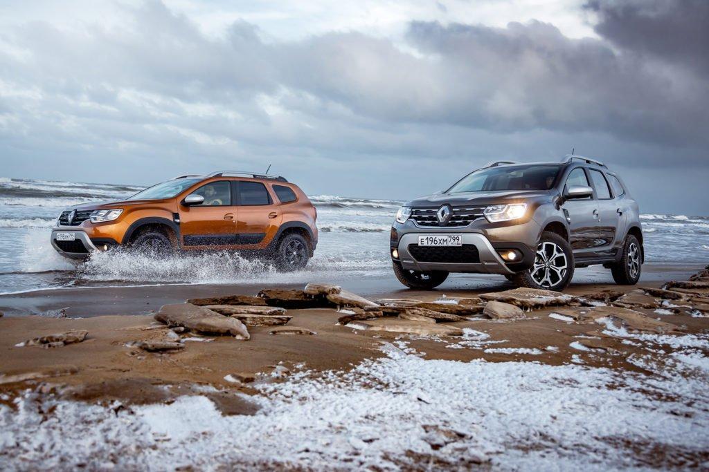 Новый Renault Duster появился в шоурумах дилеров