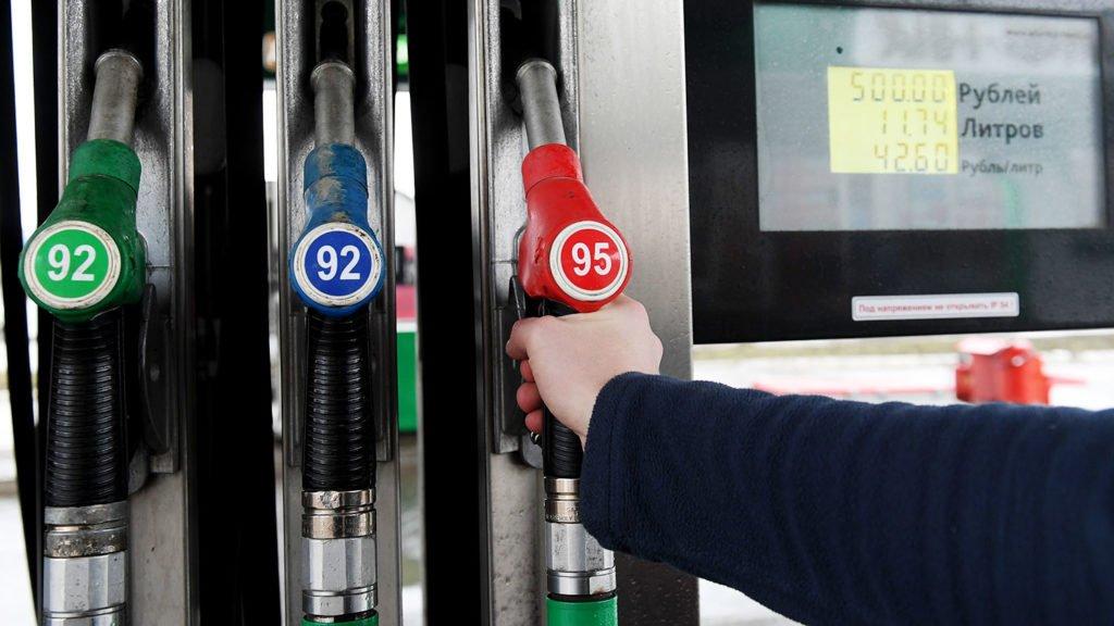 В России хотят изменить механизм формирования цен на бензин