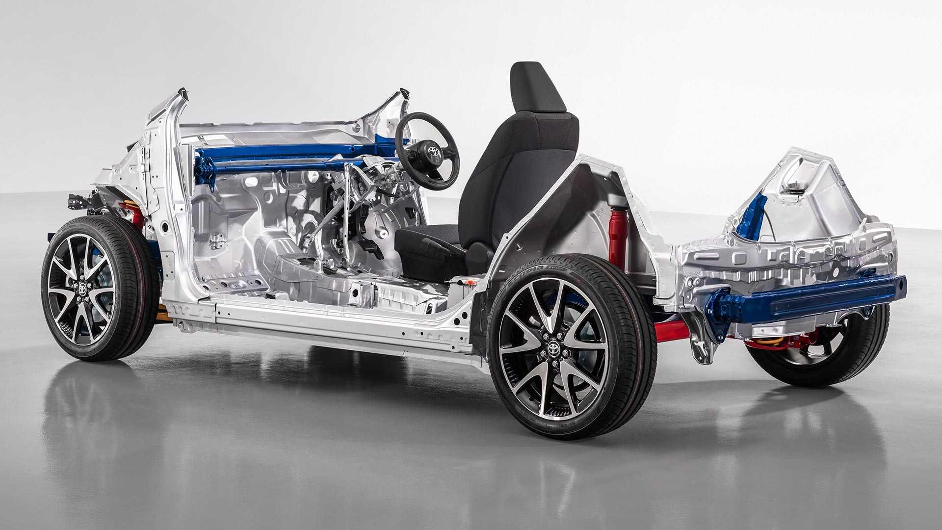 Toyota анонсировала выход нового электрокроссовера