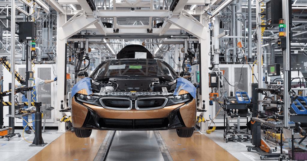 BMW начнёт строить все свои авто на единой платформе