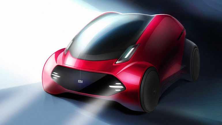 Xiaomi нацелился на выпуск электромобилей