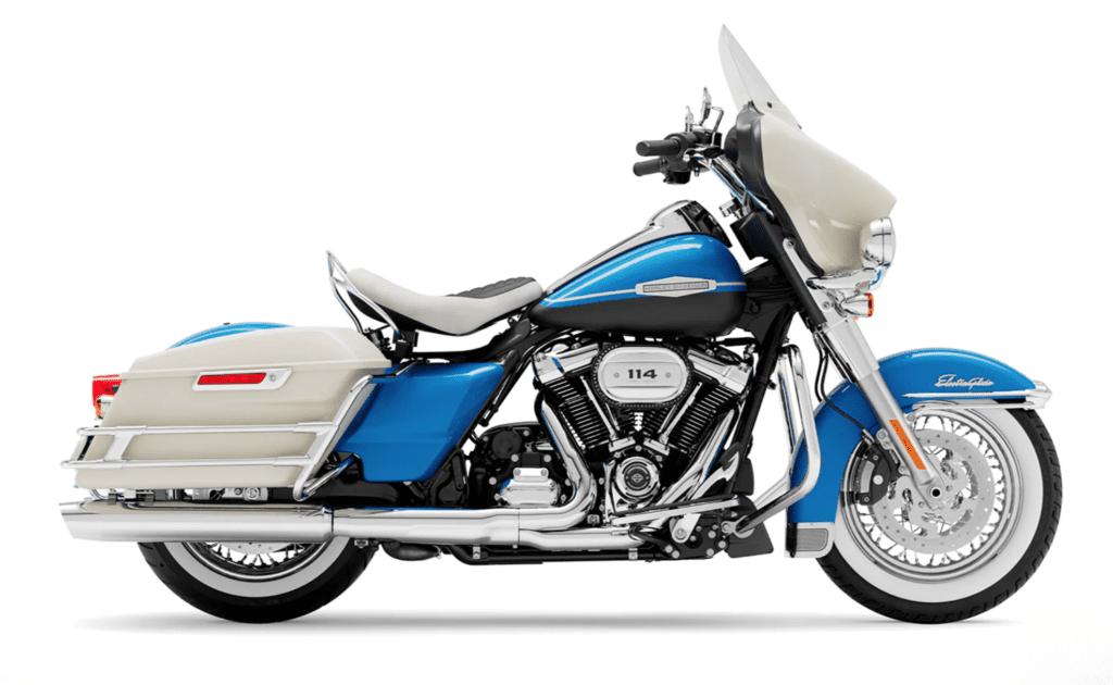 Американские легенды — Harley-Davidson представила новую серию мотоциклов
