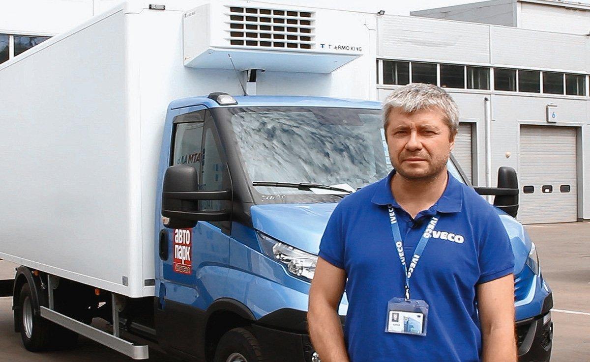 Как водителю грузовика повысить свои профессиональные навыки и что это даёт: рассказывает инструктор IVECO
