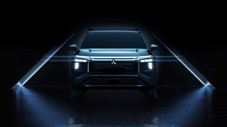 Mitsubishi рассекретил внешность электрокроссовера Airtrek