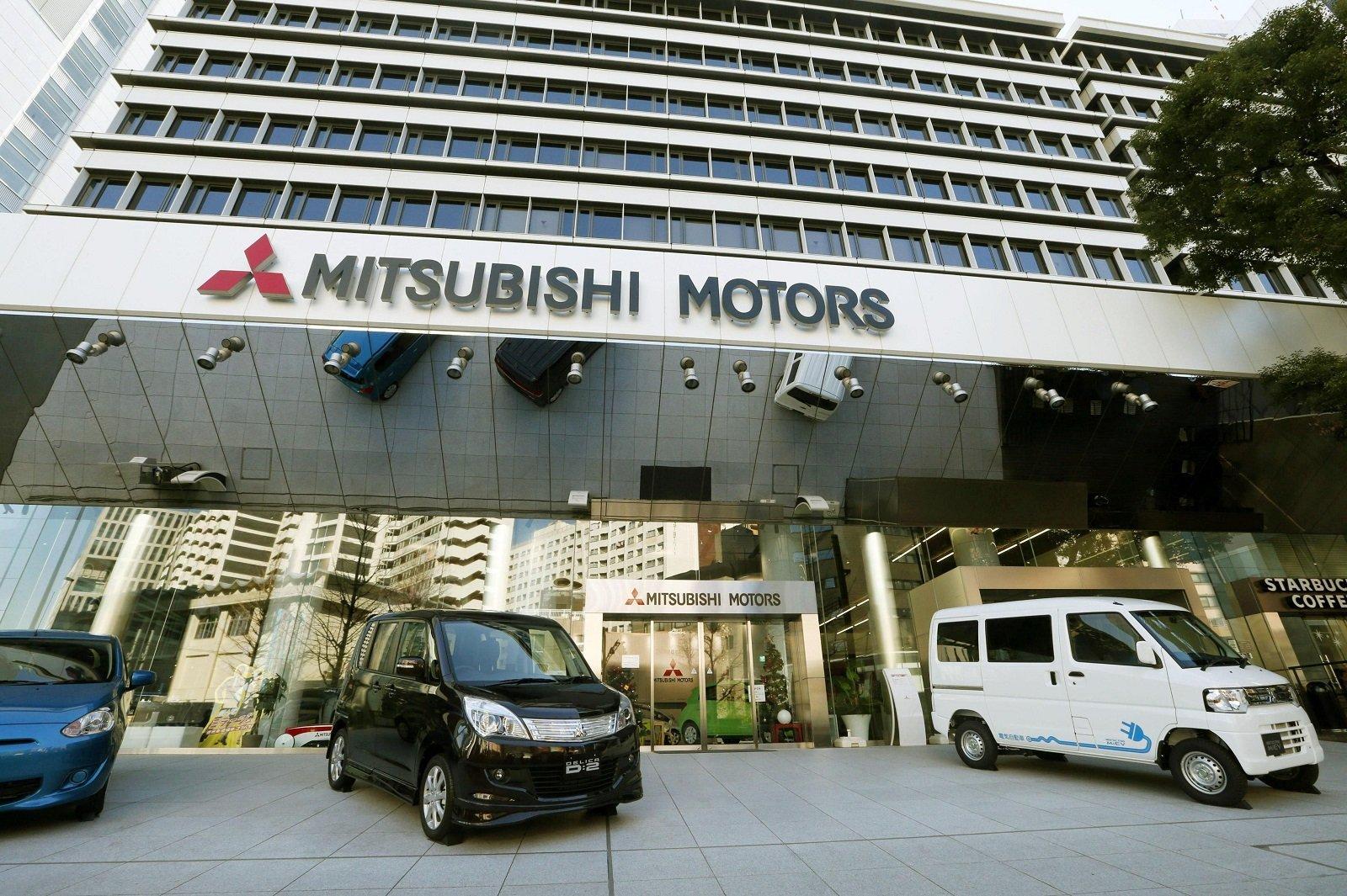 Mitsubishi представил многофункциональный дачный прицеп