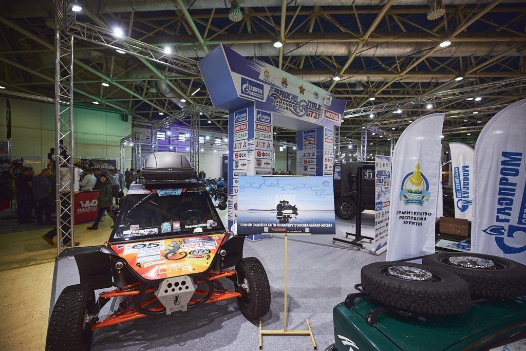 В Москве прошла выставка «Мотовесна 2021»: она побила все рекорды
