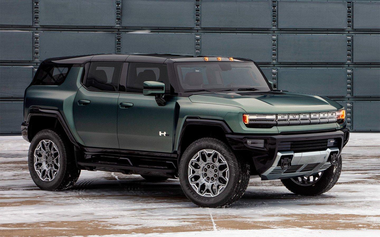 General Motors рассекретил электрический внедорожник Hummer EV