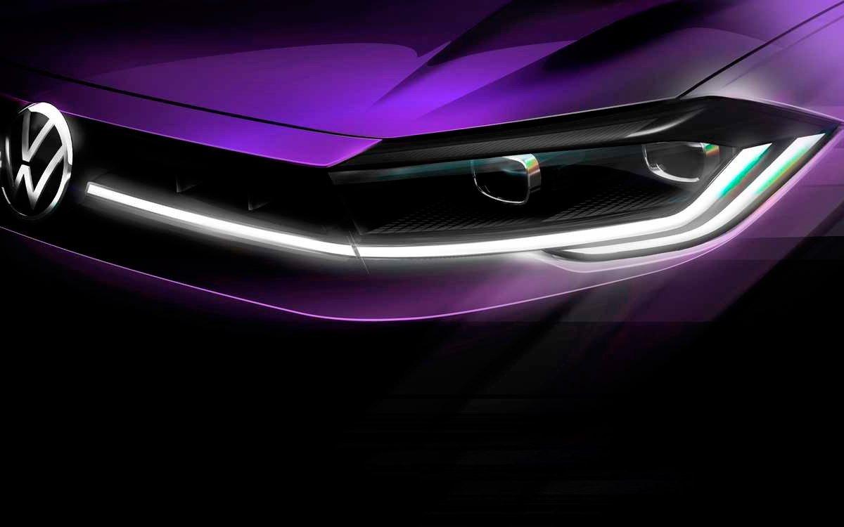 Volkswagen раскрыл дату премьеры обновлённого Polo