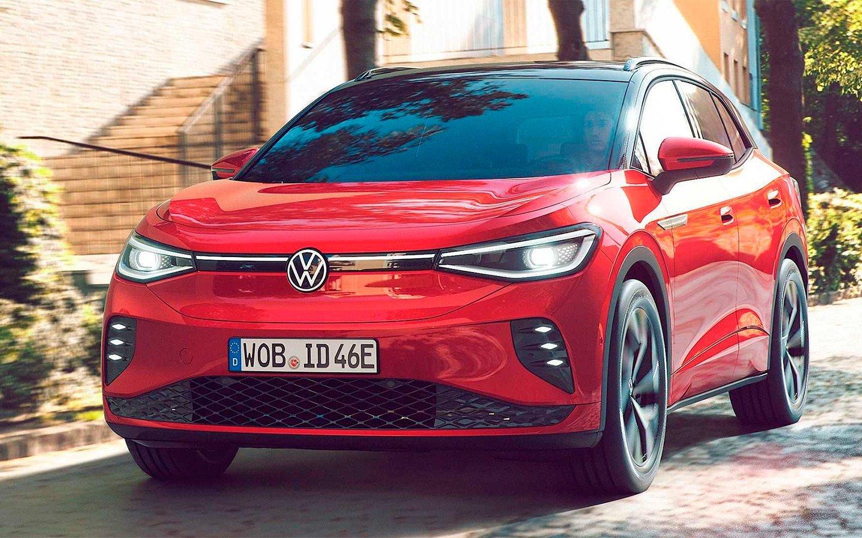 Новый «заряженный» Volkswagen ID.4 GTX получил полный привод