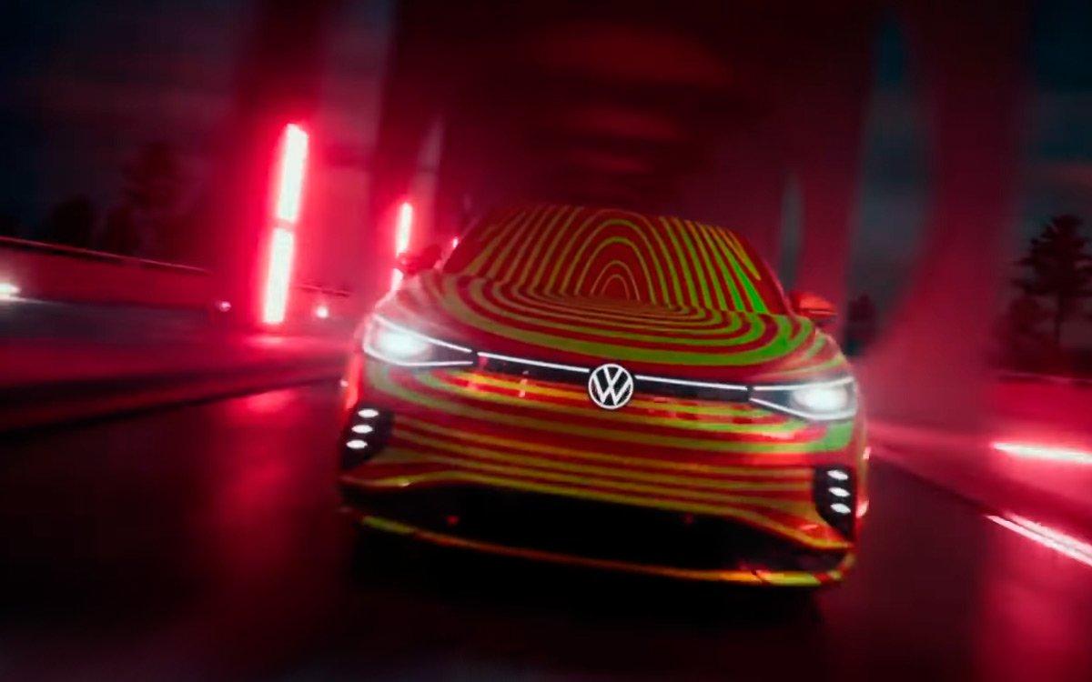 Volkswagen показал ещё один электрокар из семейства ID