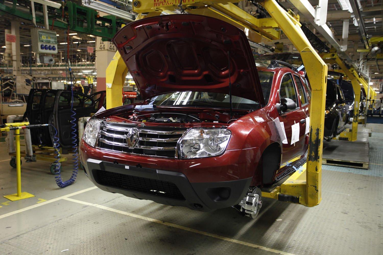 Renault отказался от создания новых дизельных двигателей
