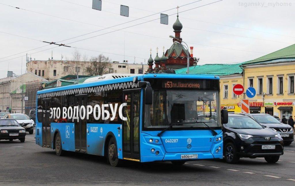 Россиян заставят покупать электромобили и ездить на водоробусах