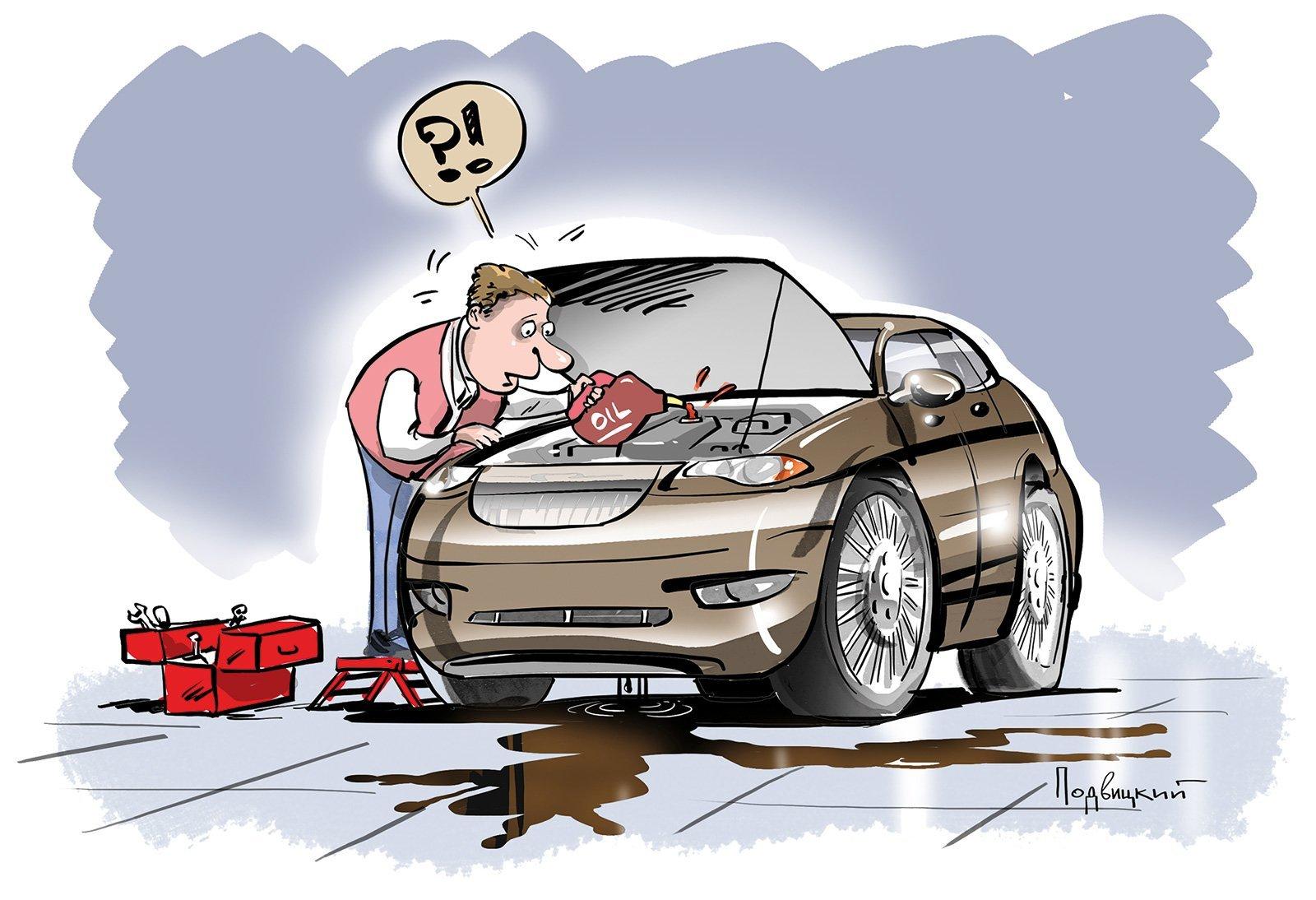 Решил сам заменить масло и едва не угробил двигатель: рассказываю, как так получилось