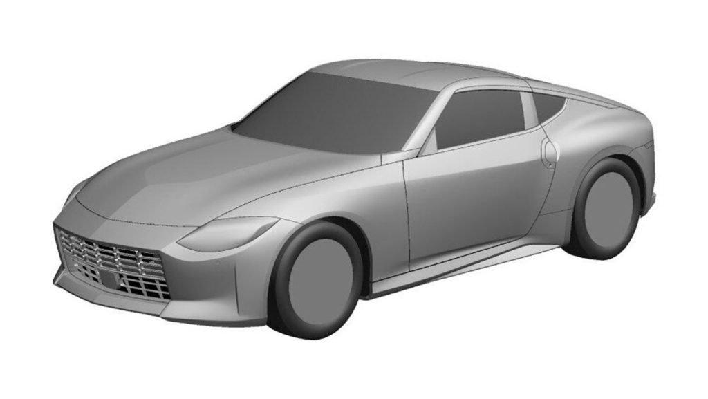 Nissan запатентовал в России две новые модели
