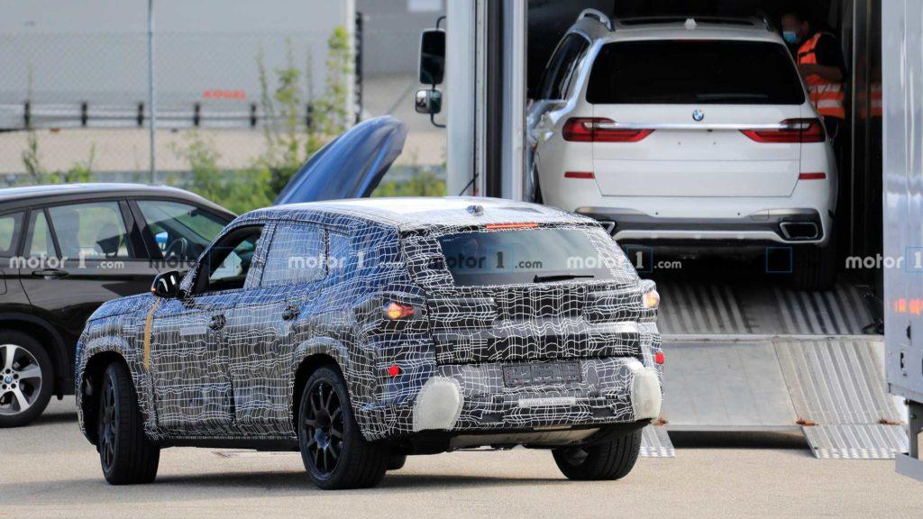 Фотошпионам «попался» самый дорогой BMW в истории