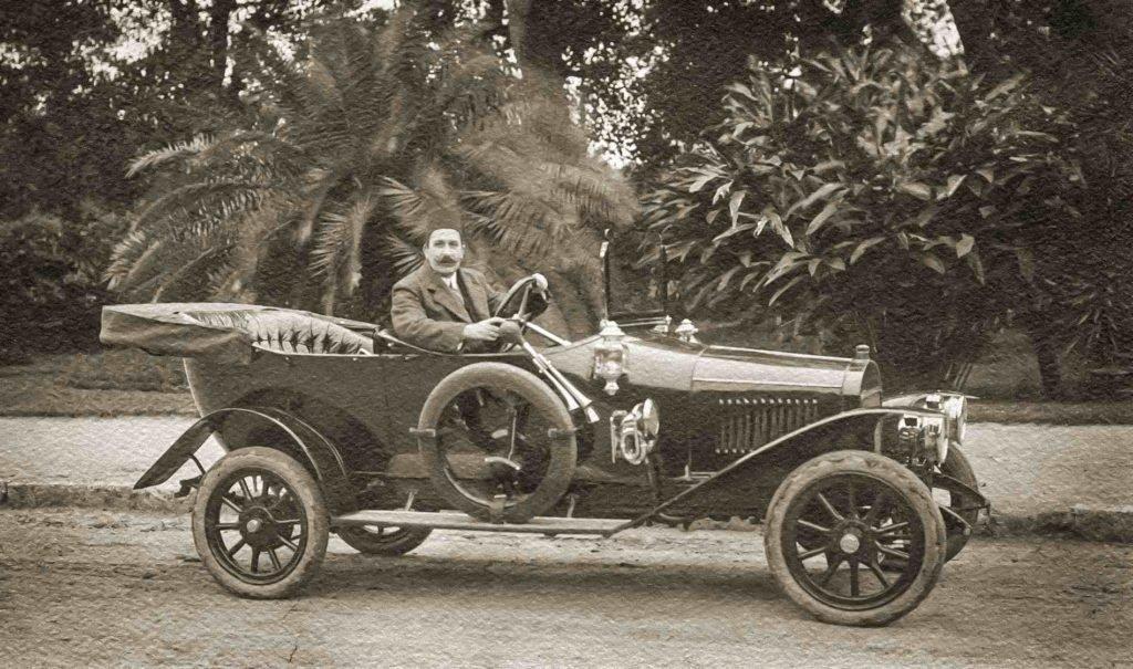 Какими были первые автомобили Skoda и причём тут компания Laurin & Klement
