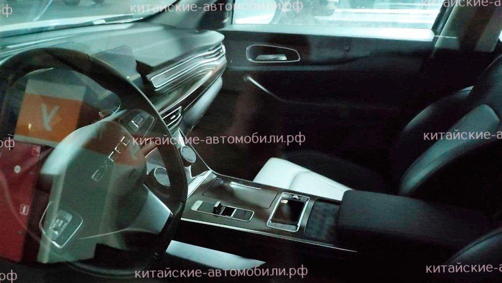 В России появится новый кроссовер CheryExeed VX