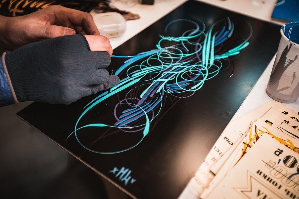 Выставка Кастом Дизайна ART CUSTOM DRAFT пройдет 17 и 18 апреля в Москве