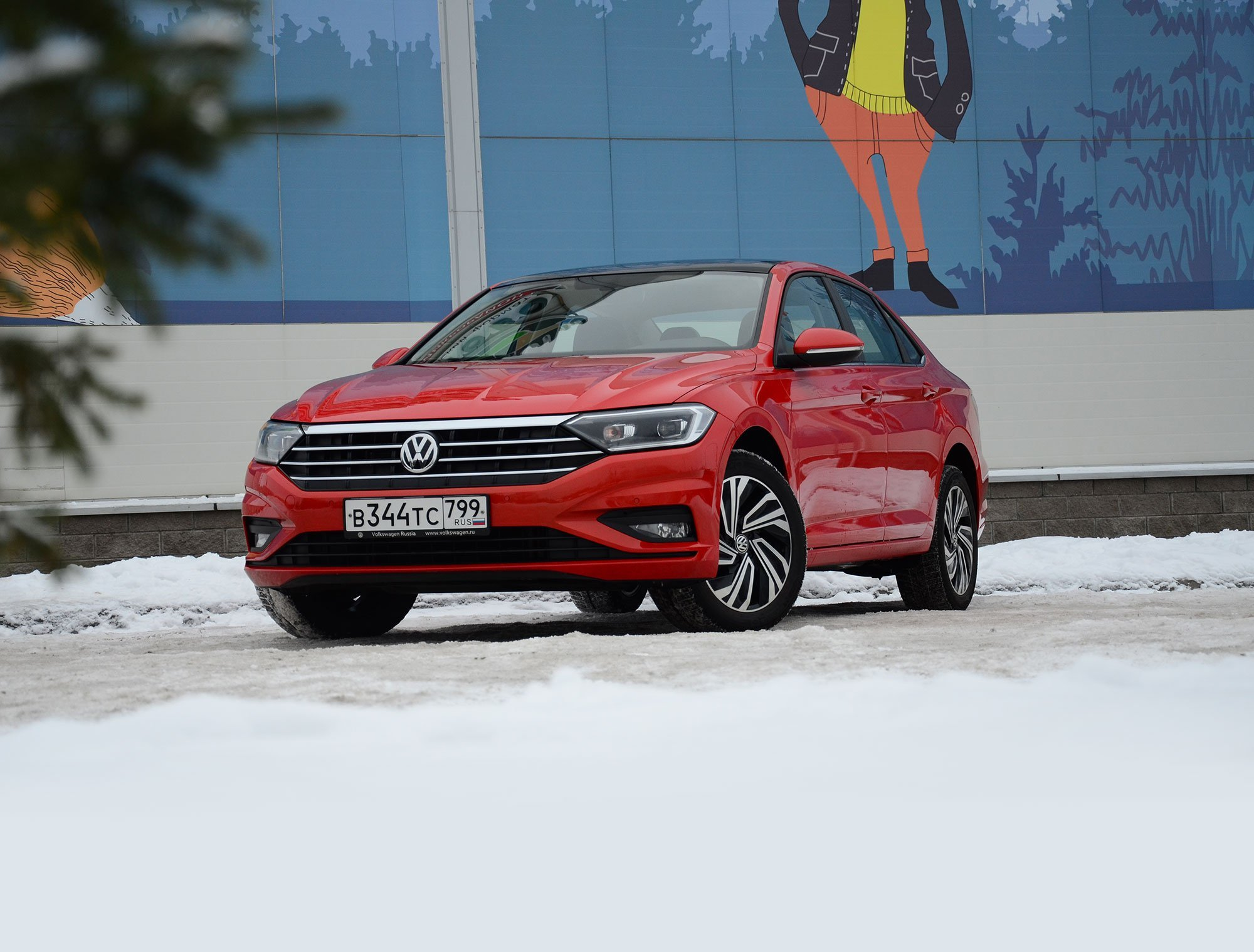 Взял новый VW Jetta и через два месяца вернул: считаю затраты